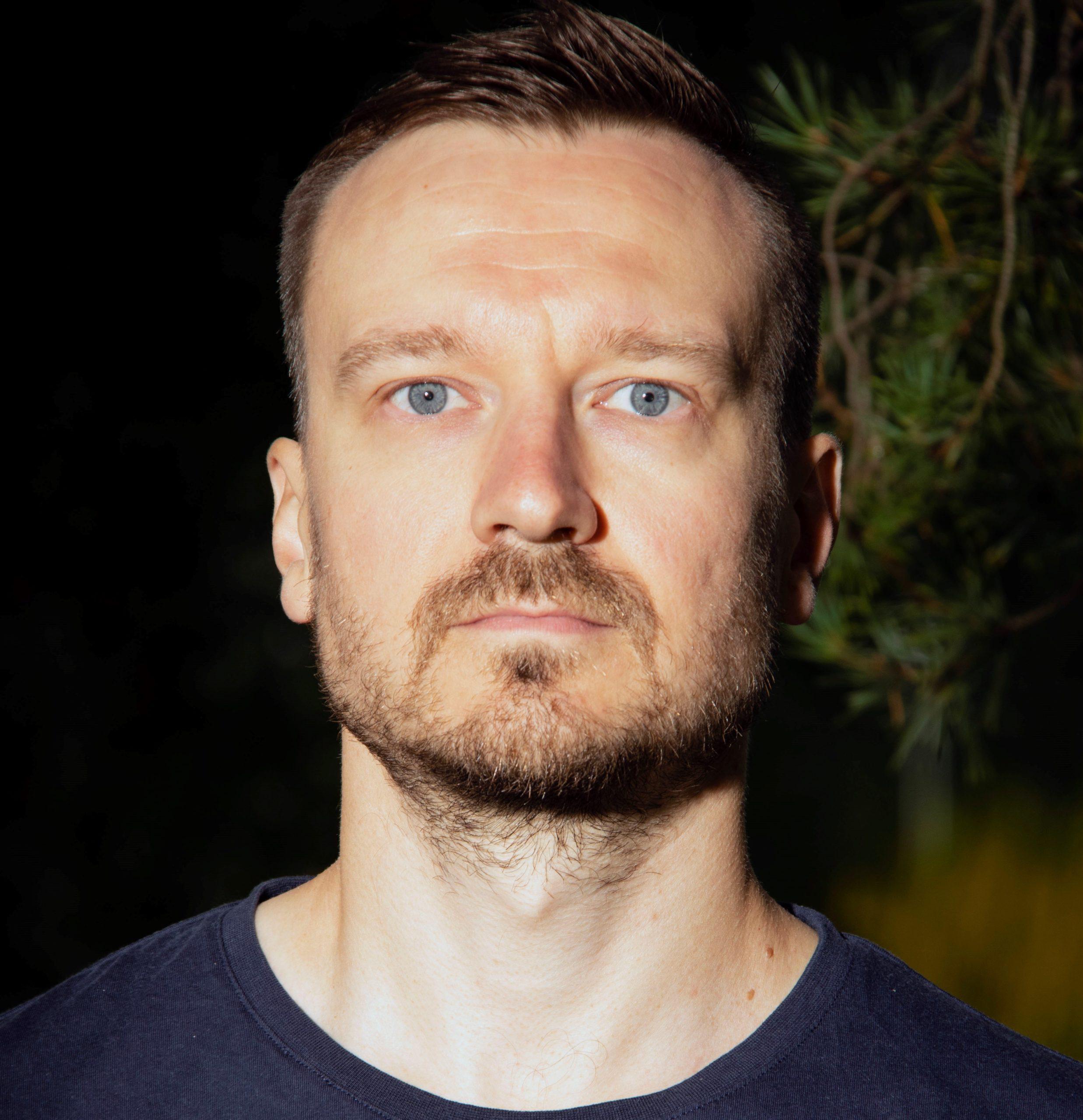 Liikuntapalvelupäällikkö Janne Laamanen
