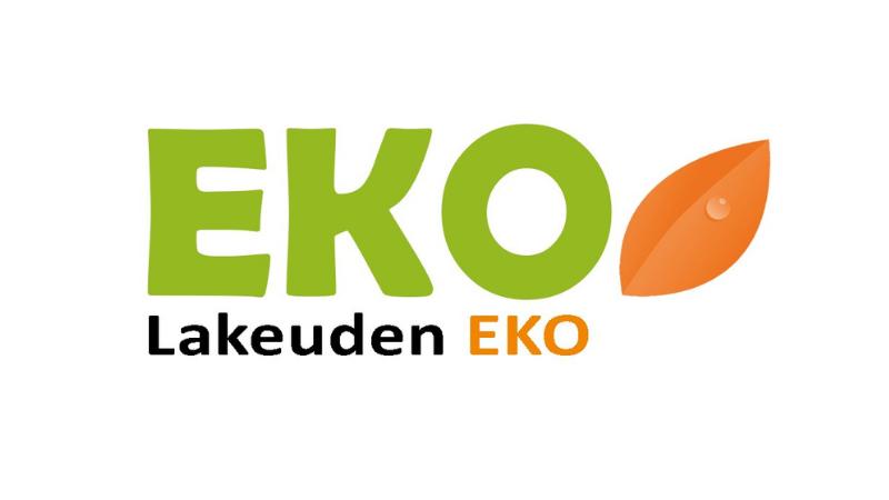 Lakeuden EKOn logo