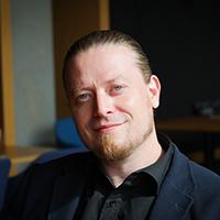 Talousjohtaja Lasse Siekkinen