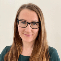 Perhekeskussuunnittelija Maria Sipilä